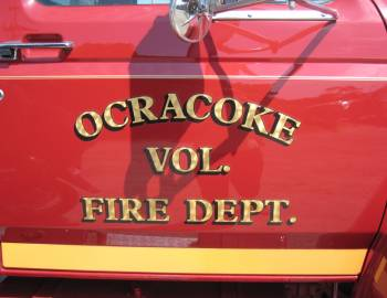 50 Anniversary Ocracoke Volunteer Fire Department