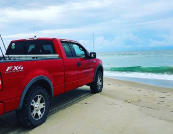 Ocracoke Off Road Vehicle (ORV) Permit