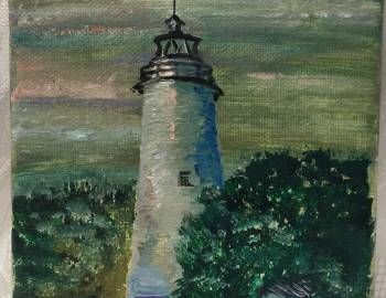 Ocracoke Preservation Society Art Auction