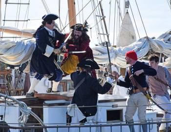 300th Anniversary of the Battle at Ocracoke