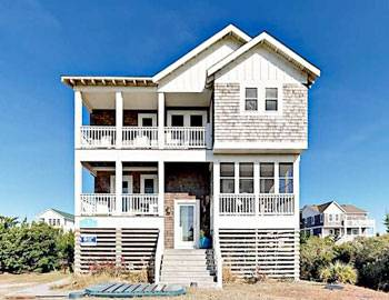 Ocracoke Pet Friendly Rentals