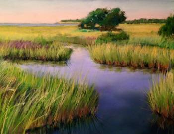 Pastel Classes with Ocracoke Artist Mary Bassell