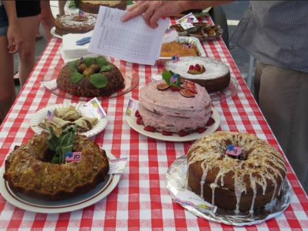 2015 Fig Cake Contest Entries (Ocracoke Observer)