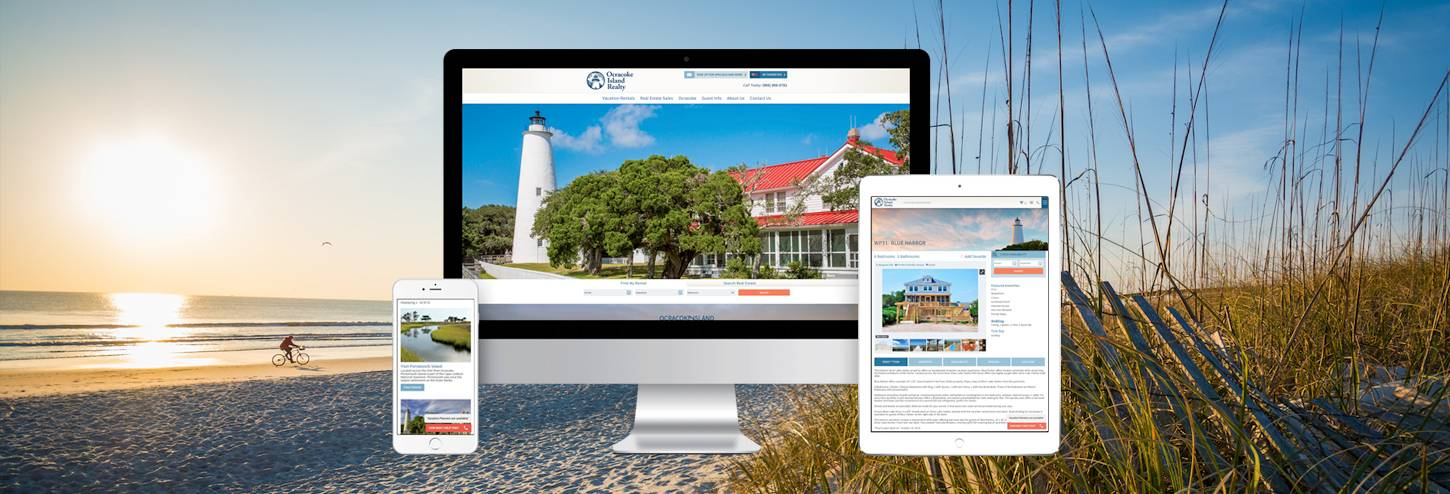 Ocracoke Island Realty Property Management