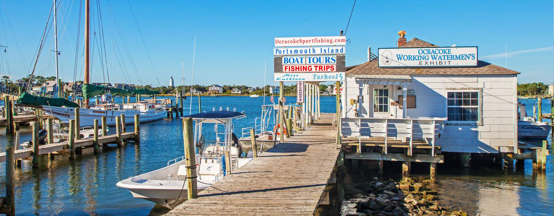 Fishing Tours Docks