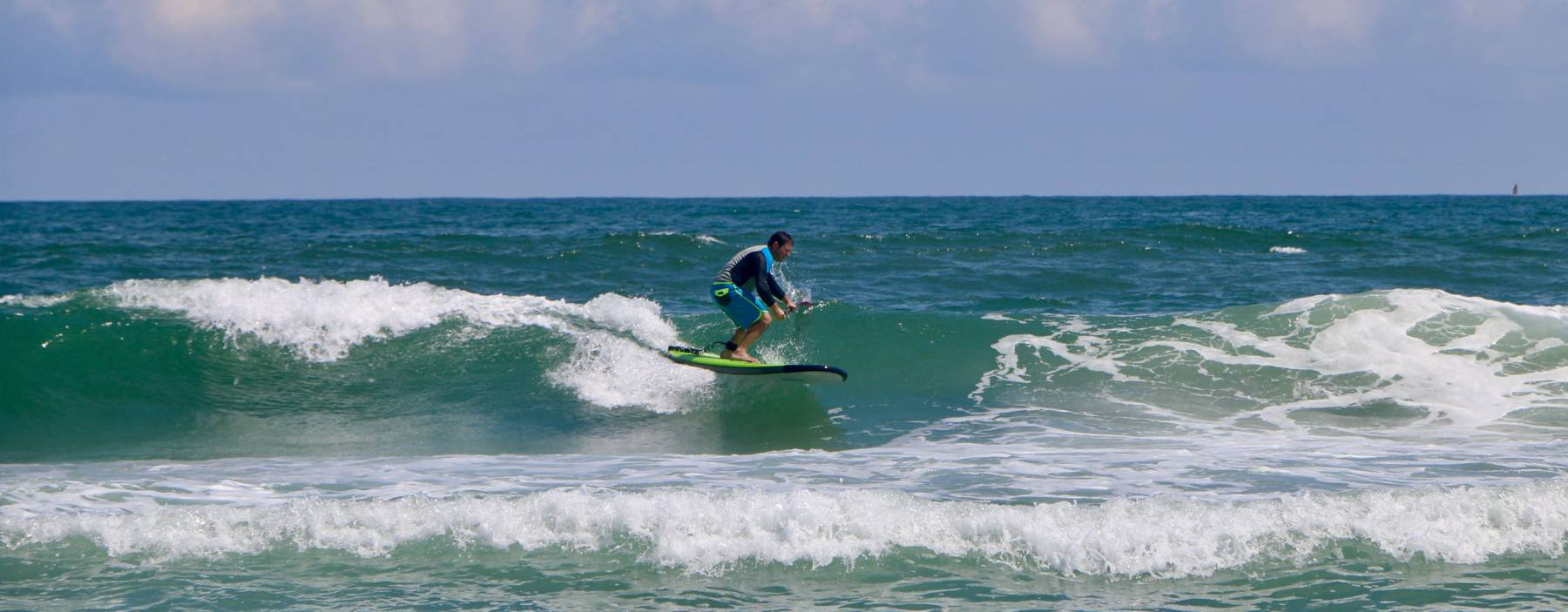 Catch a Wave on Ocracoke Island