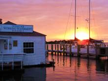 Thanksgiving on Ocracoke Island