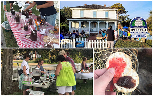 Music, History and Taste Testing at the 2017 Ocracoke Fig Festival