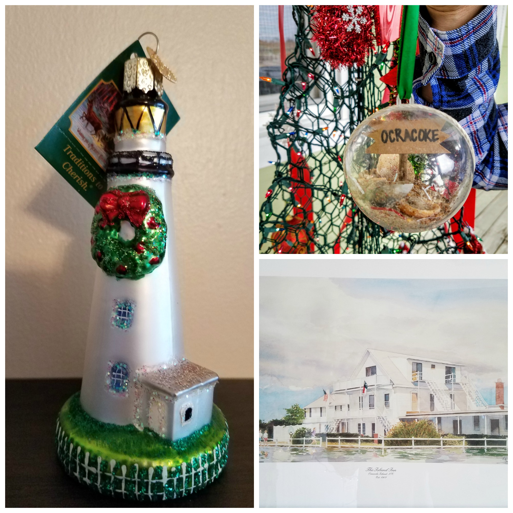 2018 Ocracoke Island Realty Christmas Cheer
