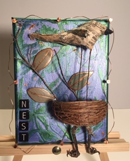 Nest by Susan Dodd