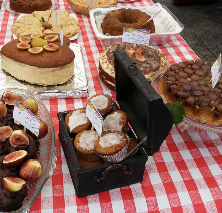 The Fig Cake Bake-Off