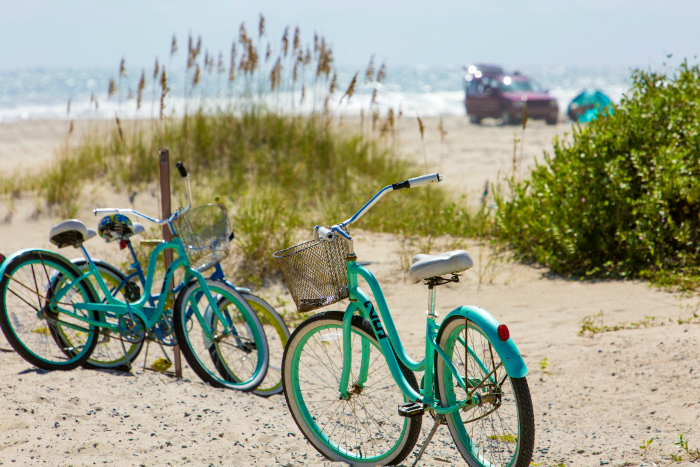 Ocracoke Bicycles