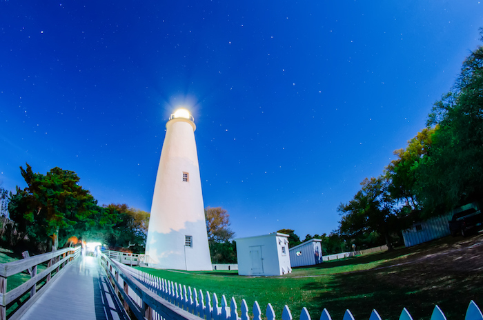 Ocracoke Light House - Ocracoke Island