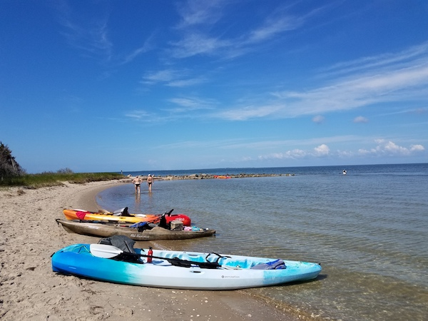 Springer's Point Kayaking